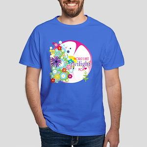 World's Best Twilight Mom Pink Dark T-Shirt