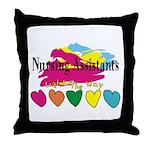 Nursing Assistant Throw Pillow