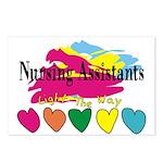 Nursing Assistant Postcards (Package of 8)