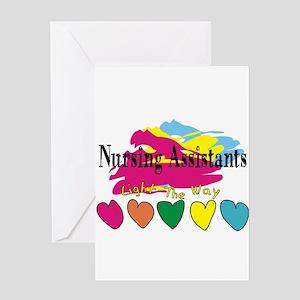 Nursing Assistant Greeting Card