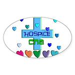 Nursing Assistant Sticker (Oval 10 pk)