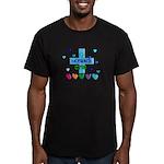 Nursing Assistant Men's Fitted T-Shirt (dark)