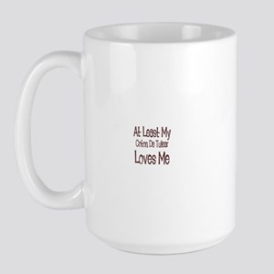 At Least My Coton De Tulear L Large Mug