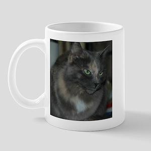 Blue Cream Mug