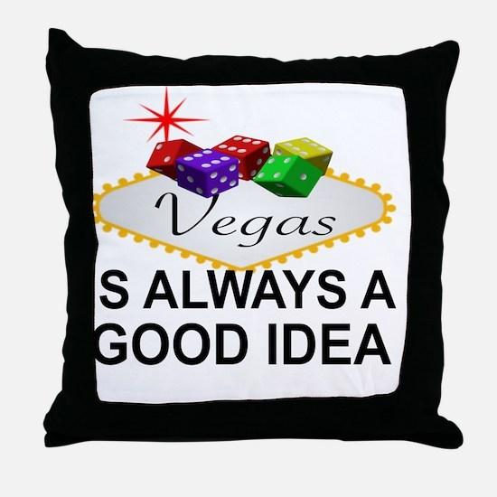 Funny Good idea Throw Pillow