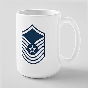 Senior Master Sergeant 15 Ounce Mug