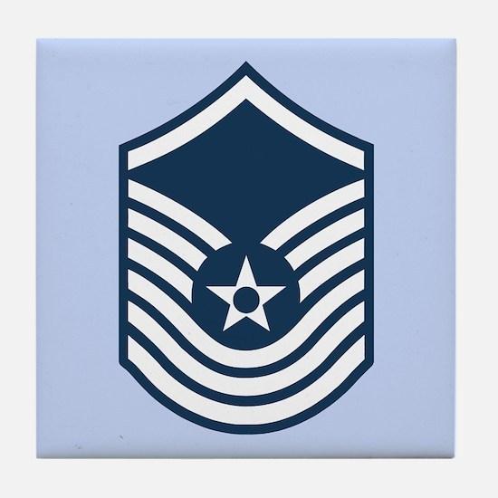 Senior Master Sergeant Tile Coaster