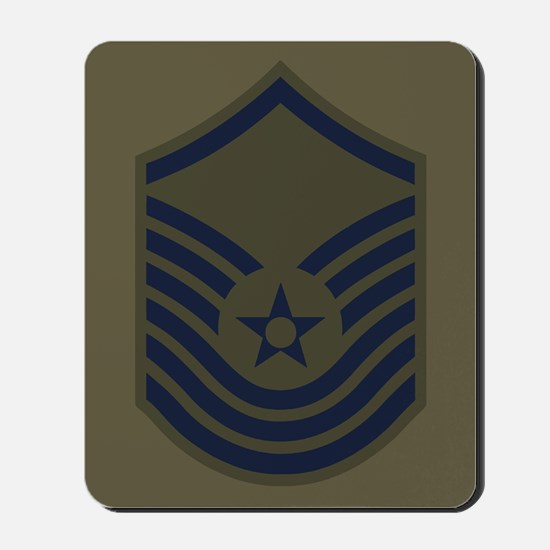SMSgt Old Stripes 5th Mousepad