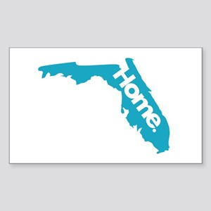 Home - Florida Sticker (Rectangle)