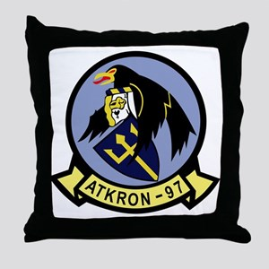 VA-97 Throw Pillow