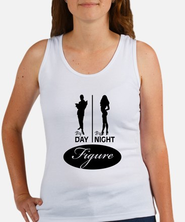 By Day, By Night Women's Tank Top