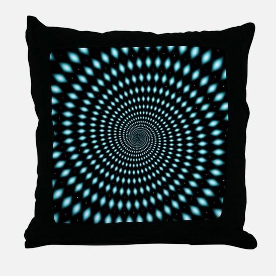 Wormhole Pillow