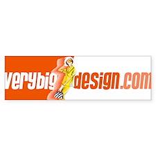 VBD Logo Bumper Sticker