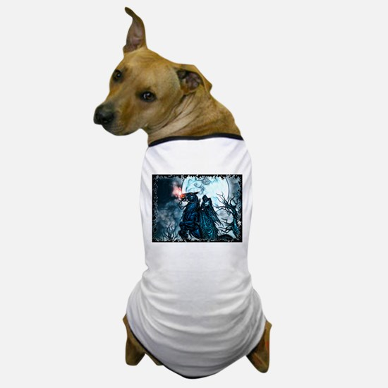 Grim Rider Dog T-Shirt