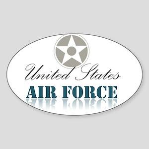 Unitedstates Sticker (Oval)