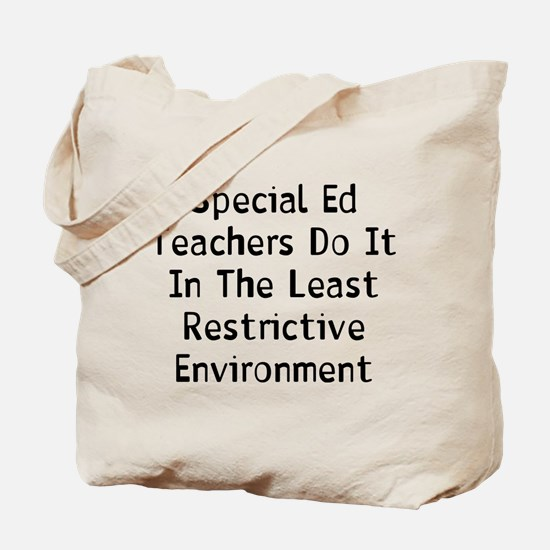 Special Ed Tote Bag