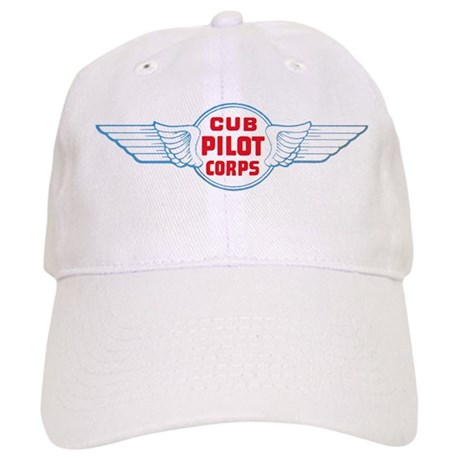 Cub Pilot Corp Cap
