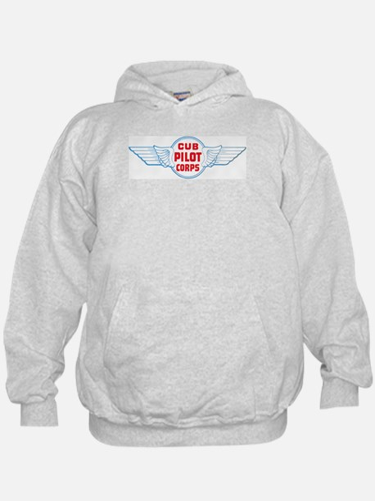 Cub Pilot Corp Hoody