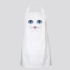 Cat Face Apron