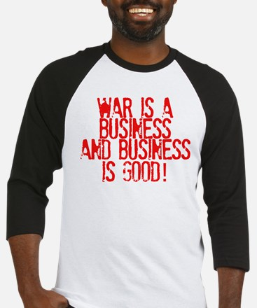 WAR Business Baseball Jersey
