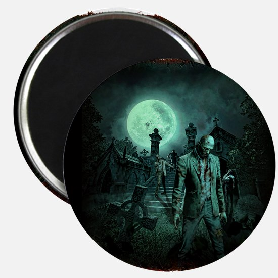 Zombies!! Magnet