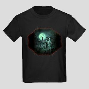 Zombies!! Kids Dark T-Shirt