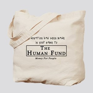 A Donation Has Been Made In Y Tote Bag