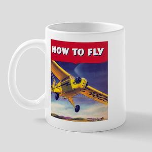 How To Fly Mug