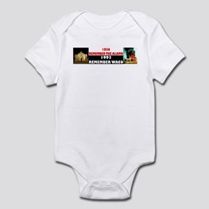 Remember The Alamo Infant Bodysuit