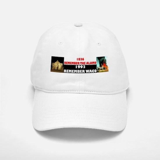 Remember The Alamo Baseball Baseball Cap