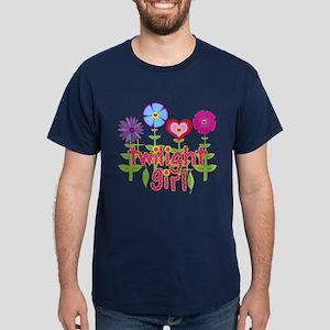 Twilight Girl by Twibaby Dark T-Shirt