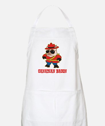 Canadian Bacon Apron