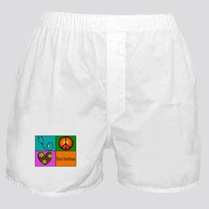 nurse practitioner Boxer Shorts