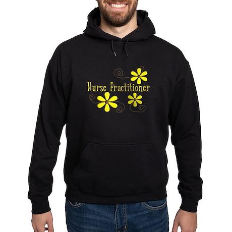 nurse practitioner Hoodie (dark)