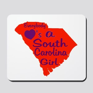 Everybody Loves a SC Girl (OP Mousepad