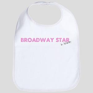 Broadway Star In Training Bib