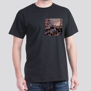 The Boston Tea Party Dark T-Shirt
