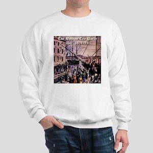 The Boston Tea Party Sweatshirt