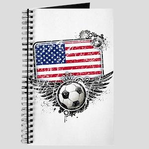 Soccer Fan United States Journal