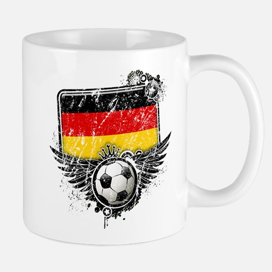 Soccer Fan Germany Mug