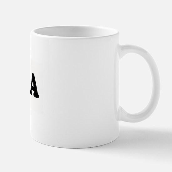 I LOVE SARA ~  Mug