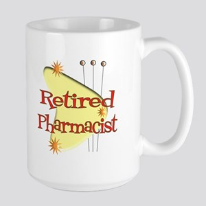 More Pharmacist Large Mug