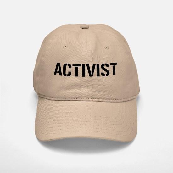 Activist Baseball Baseball Cap