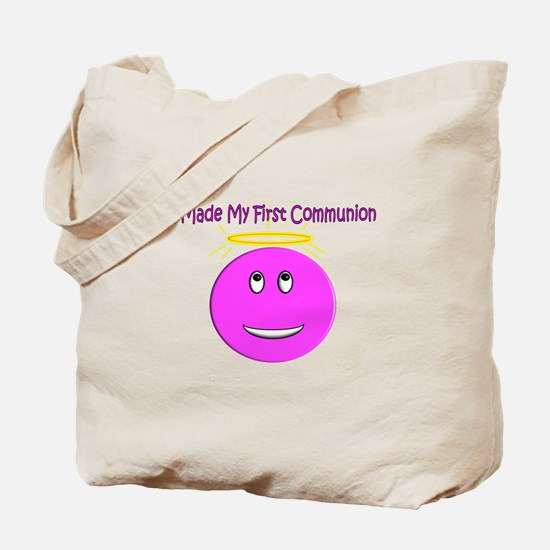 More First Communion Tote Bag