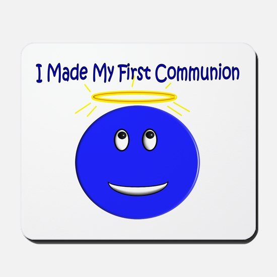 More First Communion Mousepad