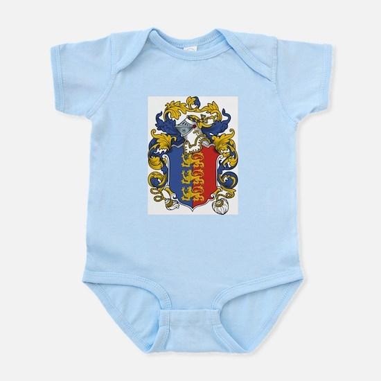 Maddox Coat of Arms Infant Creeper
