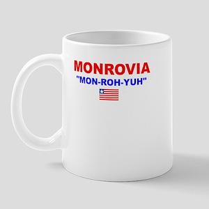 MON-ROH-YUH Mug