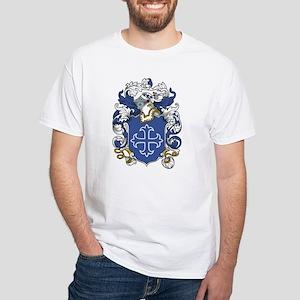 Malton Coat of Arms White T-Shirt