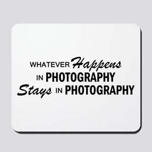 Whatever Happens - Photography Mousepad