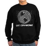 Get Connected Sweatshirt (dark)